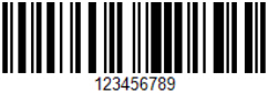 generate code128 barcode to pdf in c# .net