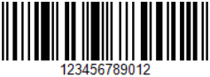 generate upca barcode to pdf in c# .net